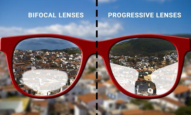 bifocal and trifocal lens