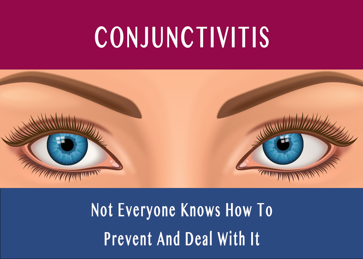 Image of title conjunctivitis (pink eyes)